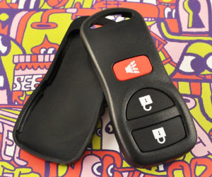 The Fake Key Fob Secret St...