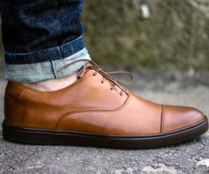 dress shoes like sneakers
