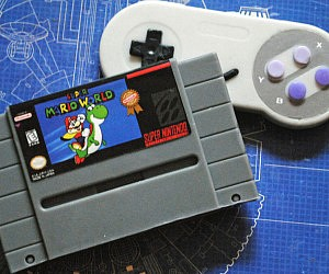 Super Nintendo Soap Bars