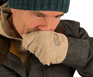Snot Mittens - coolthings.us