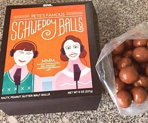 SNL Pete's Famous Schweddy Balls
