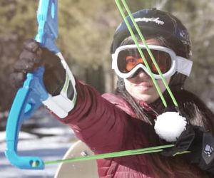 The Snowball Firing Bow