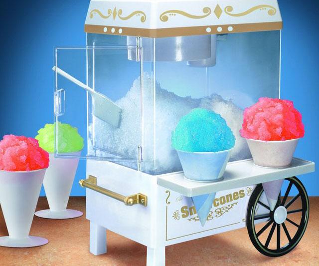 oldies style snow cone machine - Sno Cone Machine