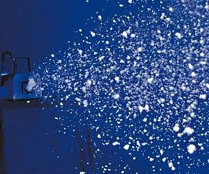 Snow Flurries Machine