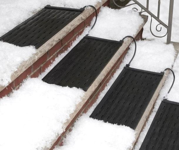 Heated Stair Mat