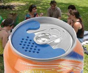 Soda Can Bug Screen