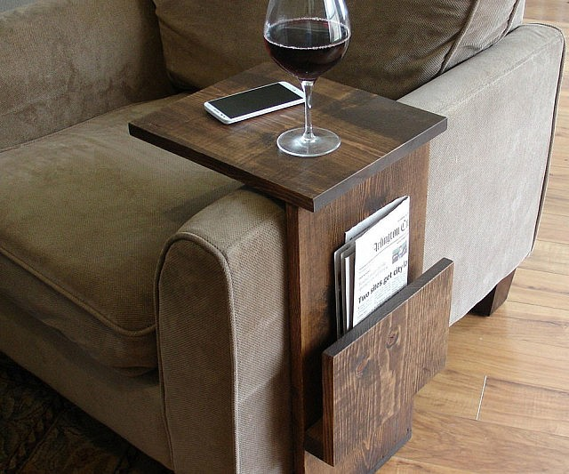 Arm Rest Table