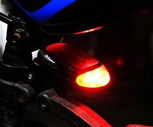 Solar Powered Bike Tail Li...