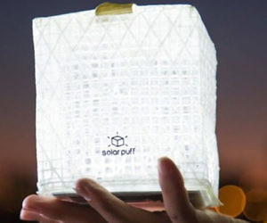 Portable Compact LED Solar...