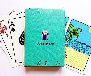 Solitaire exe Card Deck