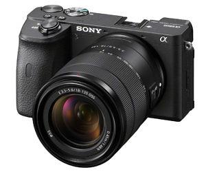Sony Alpha A6600 Mirrorles...