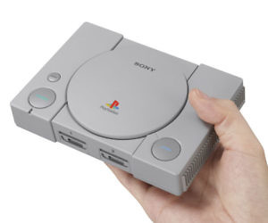 Sony PlayStation Classic C...