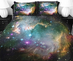 Galaxy Bed Covers