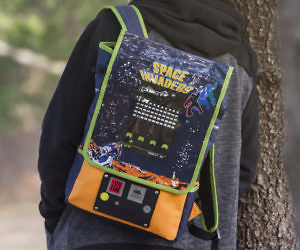 8b352f702312 Space Invaders Arcade Backpack