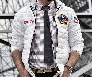 Space Suit Jacket