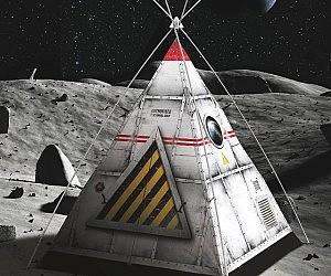 Spaceship Teepee