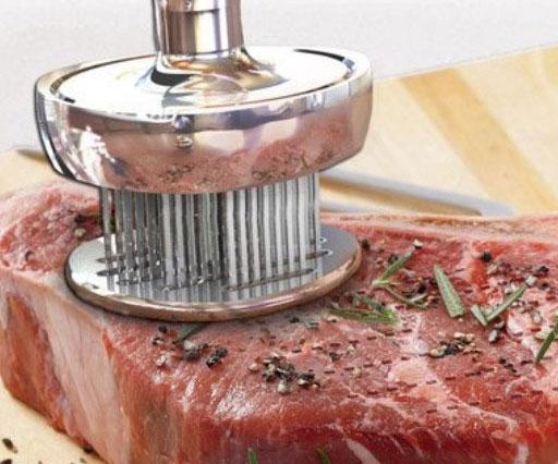 Marinade Infusing Meat Tenderizer