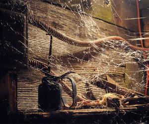 Spiderweb Casting Gun