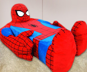 Great Spider Man Bed