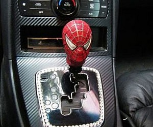 Spider-Man Gear Shift Knob