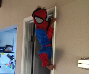 Awesome Spiderman Kids Costume