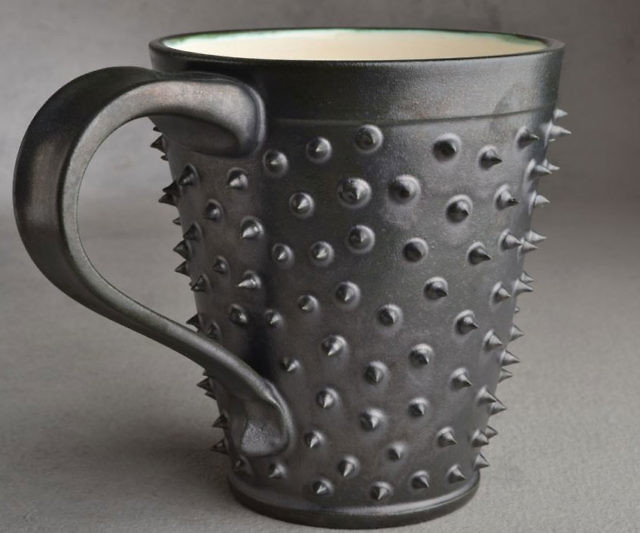 Spikey Coffee Mug