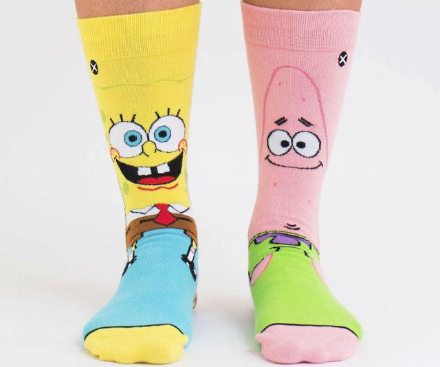Spongebob Squarepants Socks