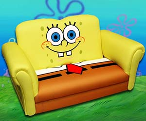 Wondrous Spongebob Squarepants Couch Gmtry Best Dining Table And Chair Ideas Images Gmtryco