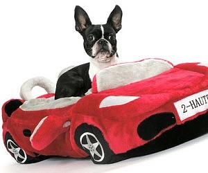 Sports Car Pet Bed