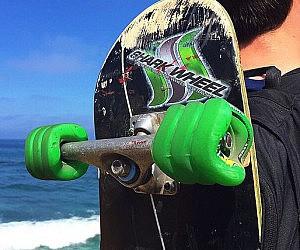 Square Skateboard Wheels