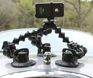 Squid Camera Mount