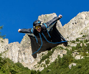 Squirrel Wingsuit