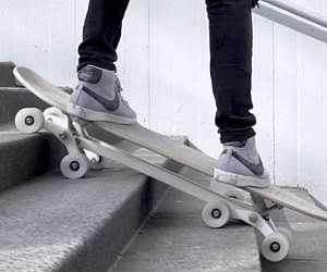 Stair Rover Longboard