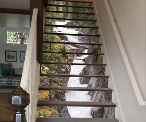 Genial Stairway Art Decals