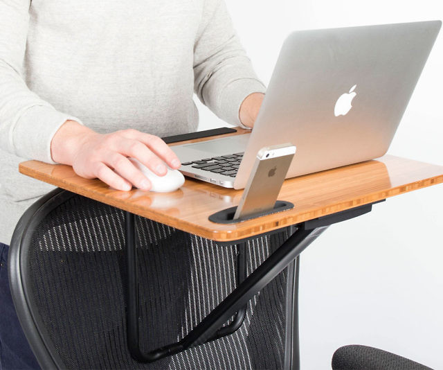 & Standing Desk Chair Attachment