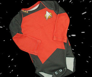 Star Trek Onesie