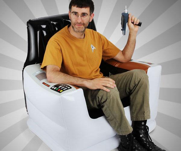 Star Trek Captains Chair – Star Trek Captain Chair