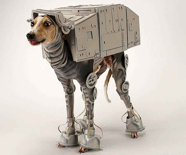 & Star Wars AT-AT Dog Costume