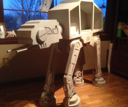 Star Wars AT-AT Storage Unit