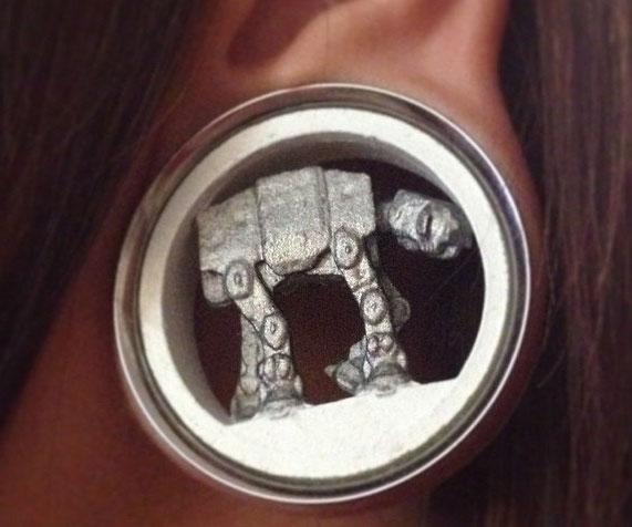 Star Wars AT-AT Walker Ear Plugs