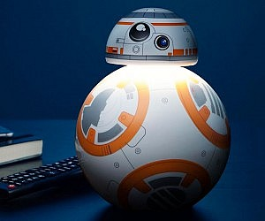 Star Wars BB-8 Desk Lamp