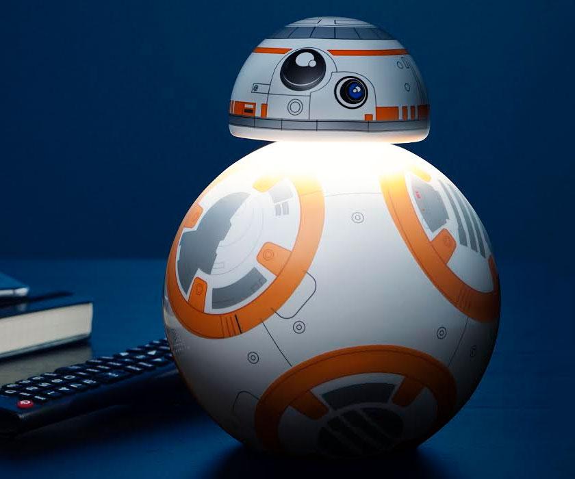 Star Wars BB-8 Desk Lamp