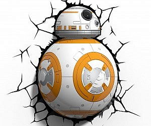 Star Wars BB-8 3D Night Li...