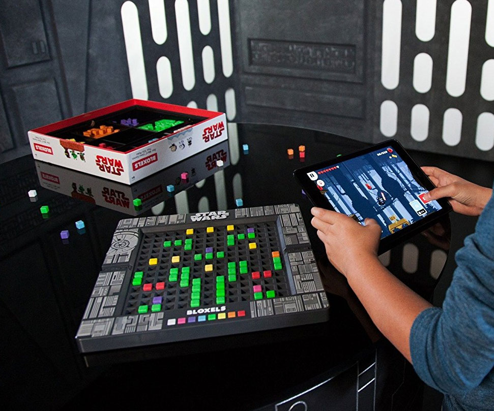 Star Wars Build Your Own Video Game