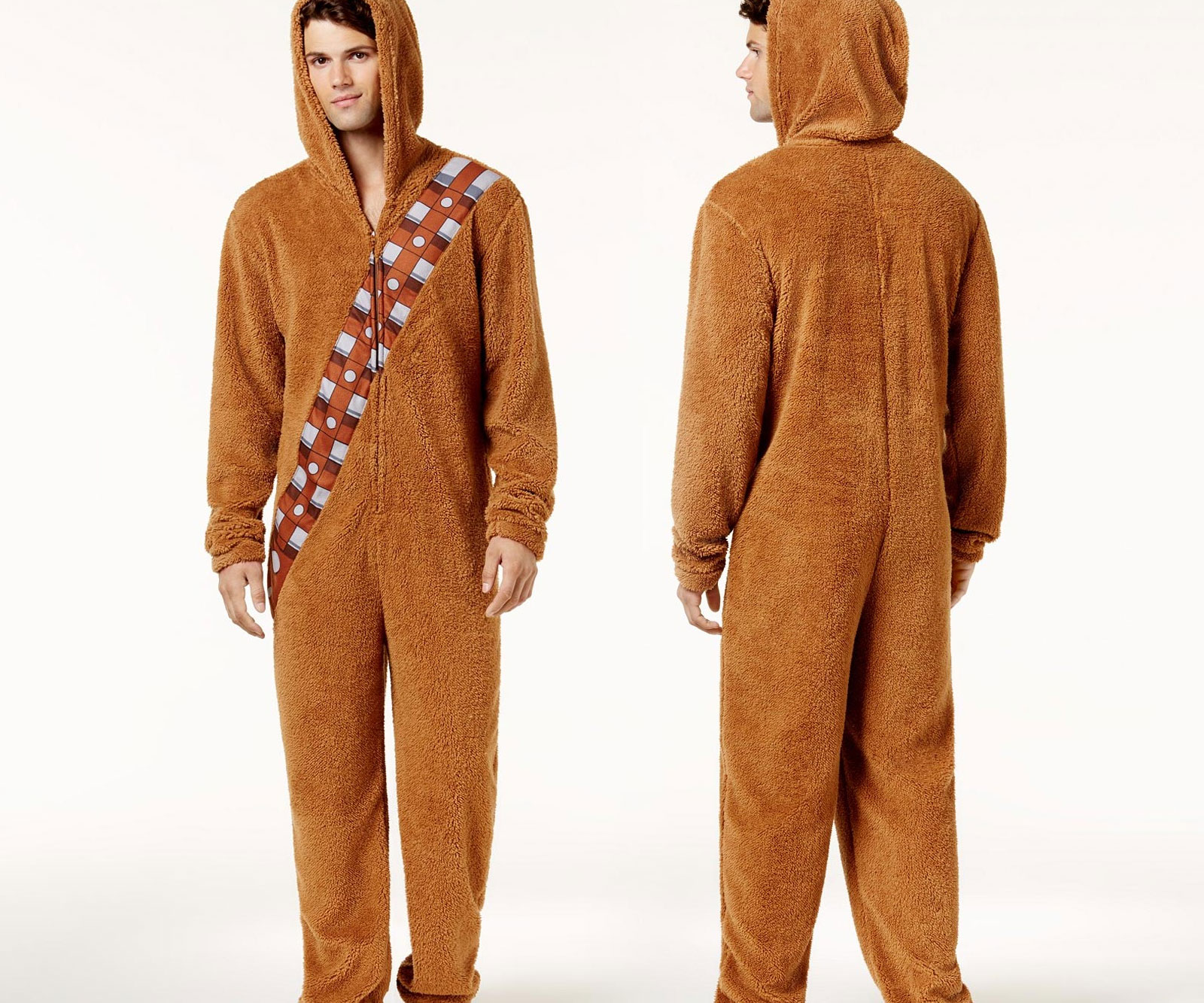 Chewbacca Adult Onesie - coolthings.us