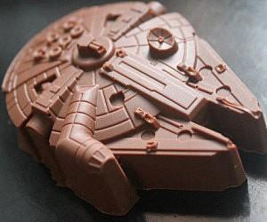 Millennium Falcon Chocolat...