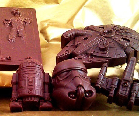 Star Wars Chocolates