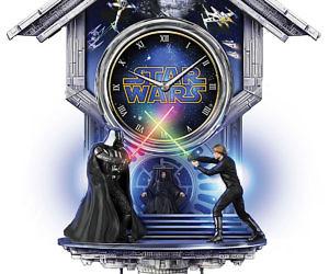 Star Wars Cuckoo Clock