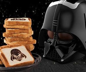 Darth Vader Toaster Helmet