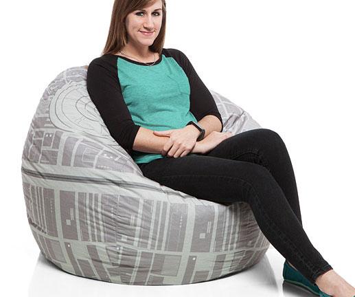 Pleasing Death Star Beanbag Cover Dailytribune Chair Design For Home Dailytribuneorg
